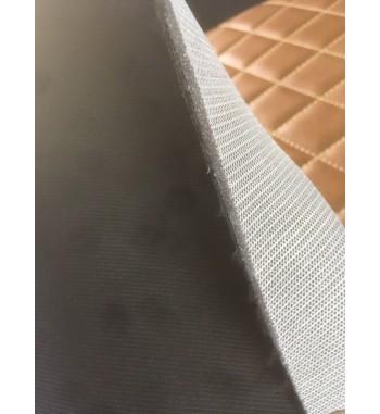 Tissu de sièges Clio 16s phase 1 partie noire...