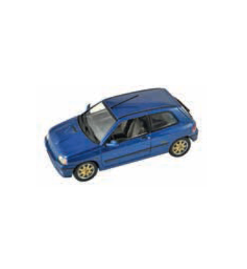Miniature Clio Williams 1996 1/43e